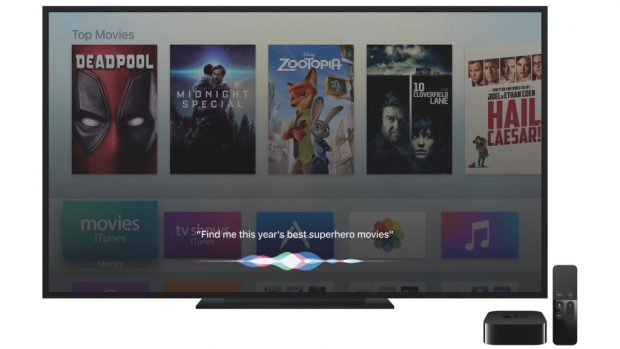 Apple Tv tvOS 10.0.1 Beta 4