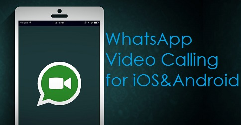 whatsapp-video-calling-app-for-iphone WhatsApp Android Görüntülü Arama