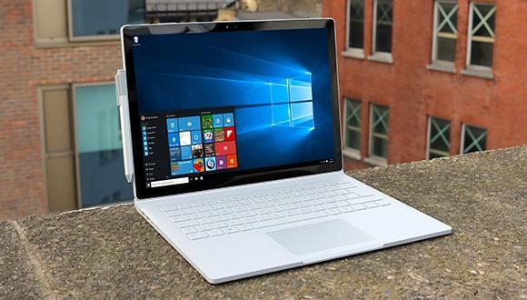 yeni-surface-book- Laptop Tablet Melezi Microsoft Surface Book i7