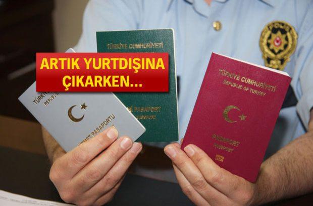 Yurt Dışında Oturanlar Çipli Pasaportu Nasıl Alacak