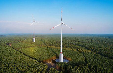Yenilenebilir Enerji: 6 Yenilikçi Rüzgar Türbini Tasarımı