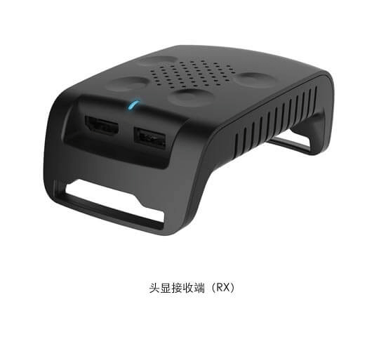 Kablosuz HTC Vive VR Kulaklık TPCAST