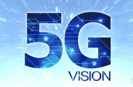 Samsung 5G Denemesini Başarıyla Tamamladı