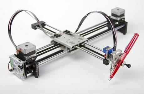AxiDraw Kişisel Yazı ve Çizim Robotu