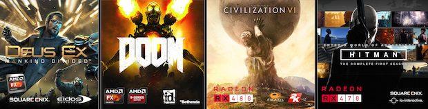 Oyunseverler için AMD'den 4 Ayrı Oyun Kampanyası - AMD OYUN KAMPANYASI