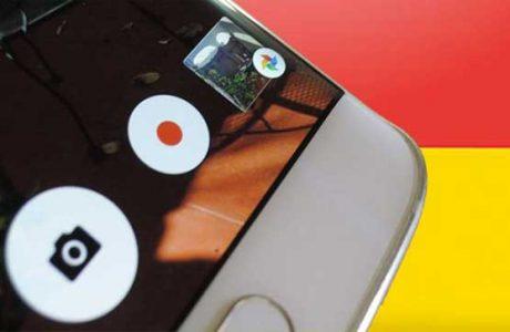Google Fotoğraflar Kısayolunu Android Kamera Uygulamasına Ekleyin