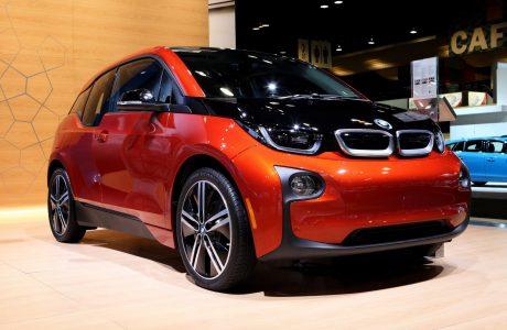 BMW Elektrikli Modeli i3'ü 2017'de Yenileniyor!