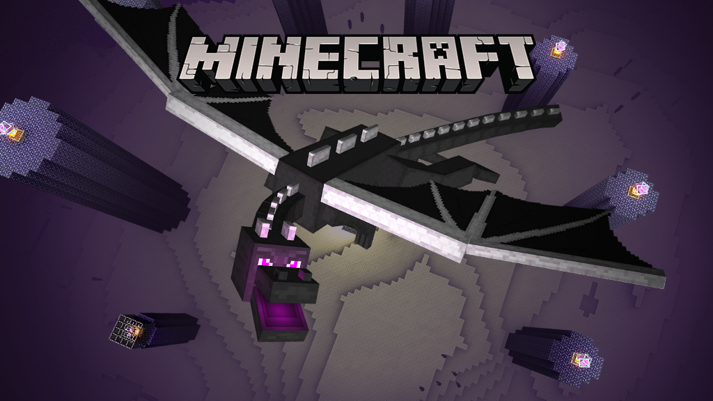 Ender Dragon Windows 10 Minecraft için Geliyor!