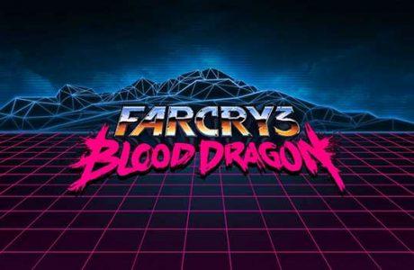 Far Cry 3 Blood Dragon Oyununu Ücretsiz İndirin!
