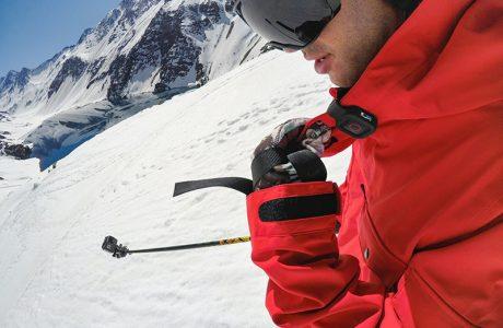 Ses Kontrollü GoPro'lar için Ses Kontrollü Uzaktan Kumanda