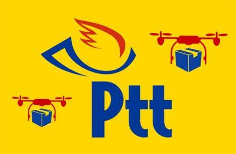 PTT Drone ile Kargo Gönderecek!