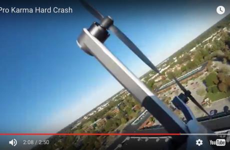 GoPro Karma Drone'ları Geri Çağırdı, Nasıl Düşüyor?