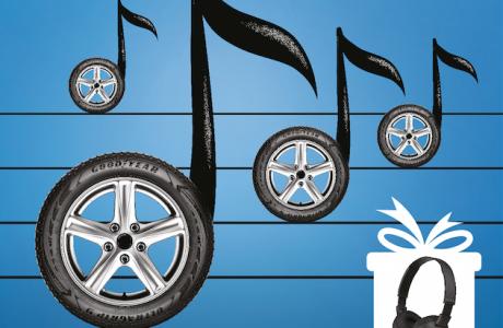 Goodyear Sony Kulaklık Hediye Ediyor, Kış Kampanyası Uzatıldı