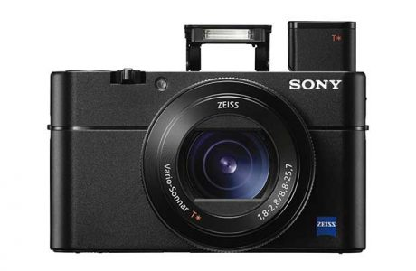 Sony Cyber-shot® RX Fotoğraf Makineleri Serisinin Yeni Üyesi RX100 V'yi Tanıttı
