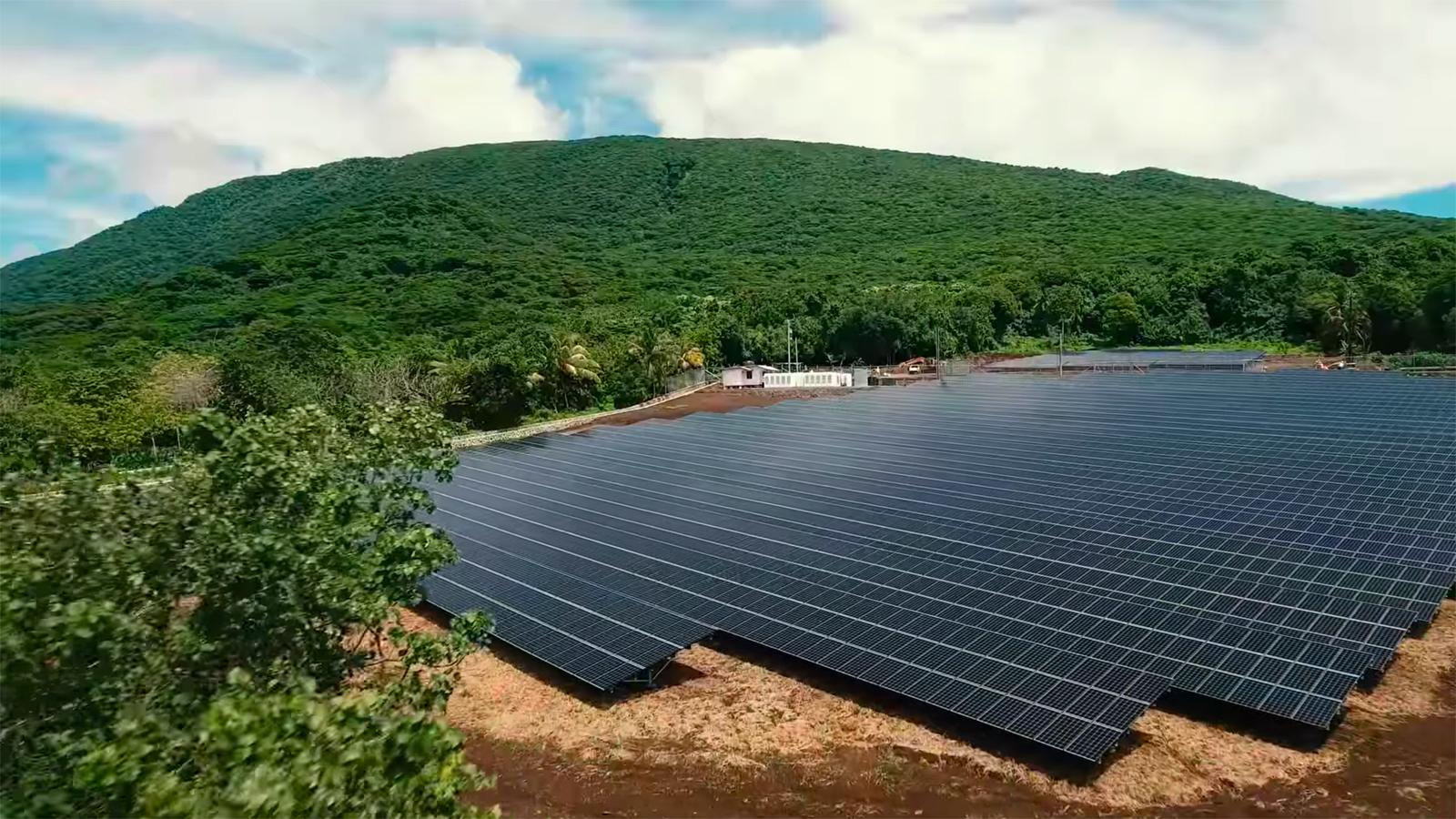 Tesla Güneş Enerjisi, Ta'u Adasına Hayat Verdi