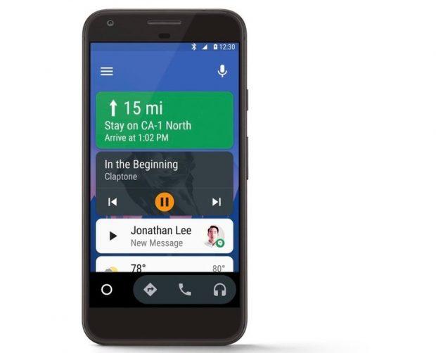 Tüm Otomobillere Uyumlu Android Auto Yayımlandı