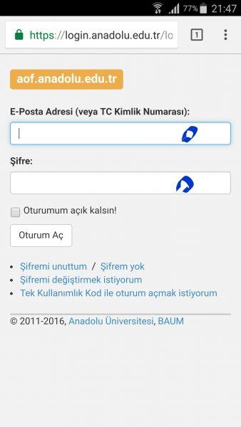 aof-sinav-giris-belgesi-2 aöf sınav giriş belgesi görülmüyorsa ne yapalım
