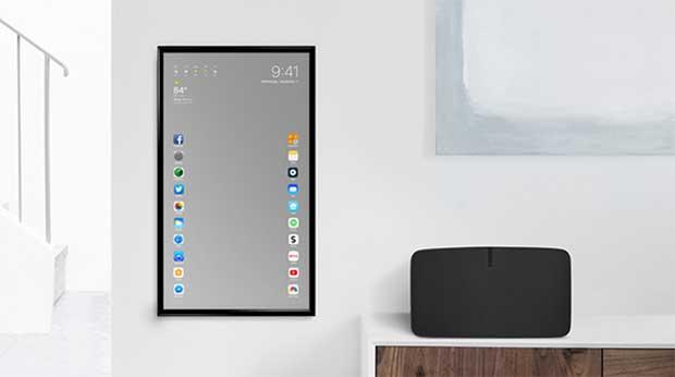 iOS 10 Ayna Üzerinde Nasıl Kullanılır? Apple Ayna