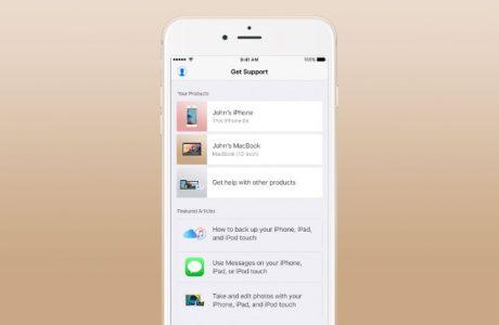 Apple Destek Uygulaması Hollanda'da Göründü