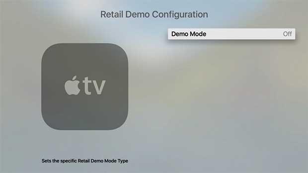 apple tv-demo-modu