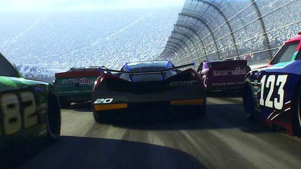 cars3_2 Arabalar 3 ilk Fragman Yayımlandı, Şimşek McQueen!