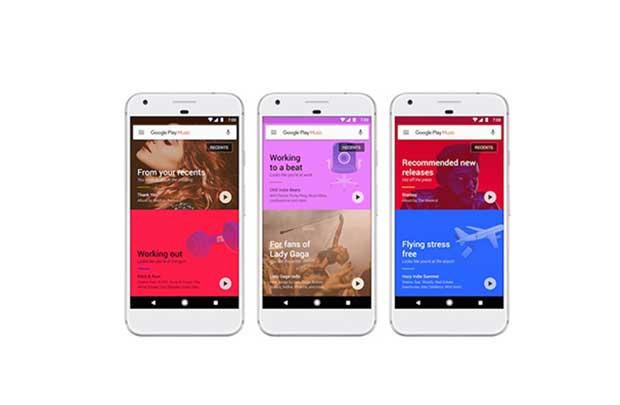 Yeni Google Play Müzik, Şimdi Daha Güzel ve Akıllı