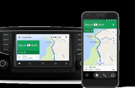 Tüm Otomobillere Uyumlu Android Auto Hemen indir