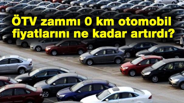 Yeni ÖTV Vergi Oranları Sızdı, Oranlar Bomba Etkisi Yarattı!