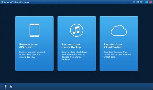 iPhone Üzerinde Silinmiş Verileri Kolayca Kurtarın! iOS Data Recovery