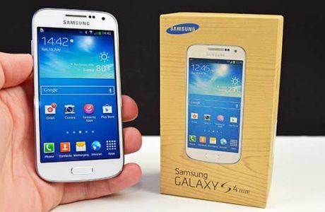 Samsung, Galaxy S4 Mini İçin Güncelleme Yayınladı!