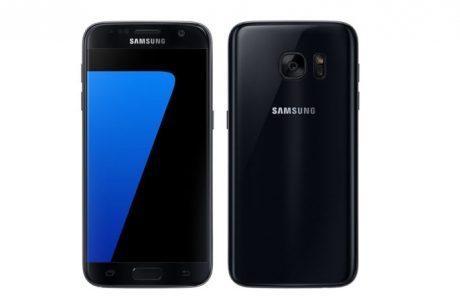Samsung'tan Jet Black Galaxy S7, Yeni Renk Seçeneği