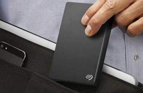 Seagate 5 TB Kapasiteli Taşınabilir Diskini Tanıttı!