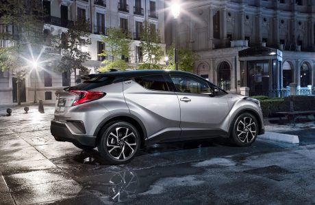 Türkiye'de üretilen ilk Hibrit Crossover Toyota C-HR