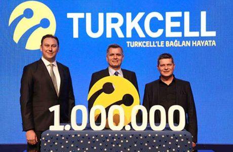 Turkcell, Fiber Abonelerine Aralık Ayında 100 mbps Hız Hediye!