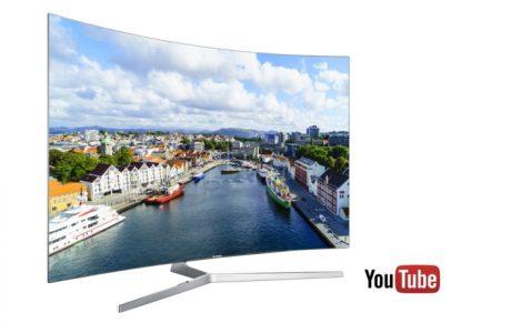Dünyada bir ilk, YouTube HDR içerikleri Samsung TV'lerde