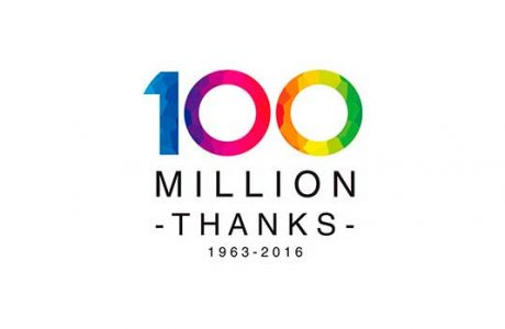Honda 100 Milyon Thanks, Honda 100 Milyonuncu Otomobilini Üretti!