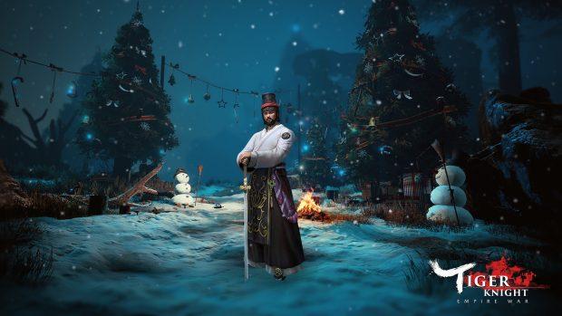 Tiger Knight: Empire War Yeni Yılı Muhteşem Hediyelerle Karşılıyor