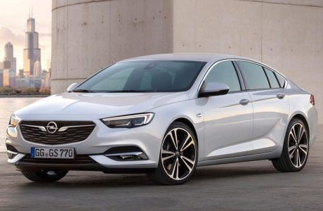 İşte Yeni Opel insignia 2017, ilk Resimleri Ortaya Çıktı!