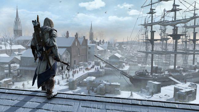 7 Aralık'tan itibaren Assassin's Creed 3 Bedava!