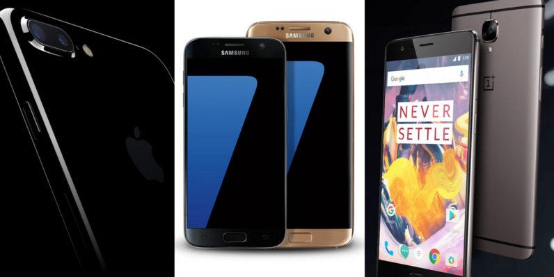 2016'nın En iyi Akıllı Telefonları, Best Phones of 2016!