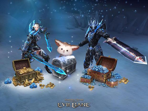 EvilBane: Kuzgunların Yükselişi'ne Yeni Akın Modu