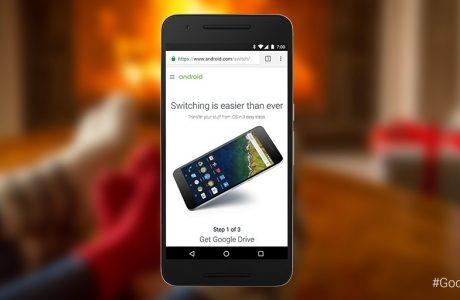 Google Drive iPhone Yedekleme Özelliği, iOS'tan Android'e Geçiş çok Kolay!