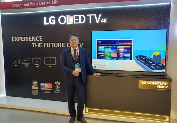 Hayatı Güzelleştiren Yenilikler, LG Yenilikçi Ürünlerini Tanıttı!