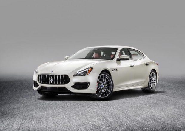 Yeni Maserati Quattroporte