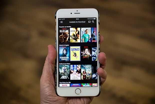Netflix Çevrimdışı İzleme Özelliğini Devreye Aldı