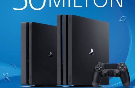 PlayStation4 Satışları 50 Milyon Adedi Aştı
