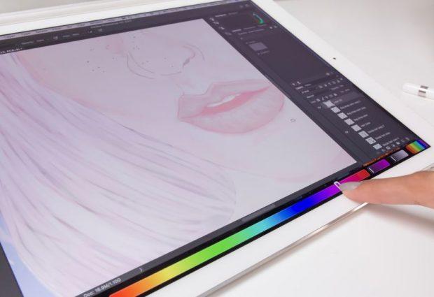 Adobe 2019 Photoshop'u iPad Kullanıcıları için Sunmaya Hazırlanıyor