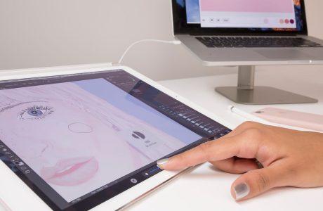 Tüm iPad'lere Apple Touch Bar Özelliği Sağlıyor, Duet Display Touch Bar!