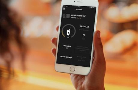 Starbucks Mobil Uygulaması, Kahve Keyfi Cebinizde!