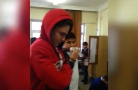 ManneQuin Challenge Akımına Öğrencilerde Katıldı!